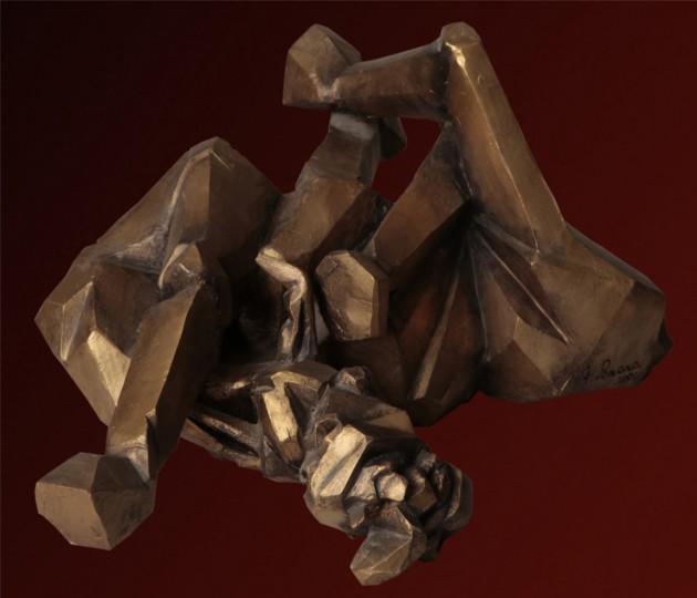 Fine della corsa - 35x20x35 cm, 2001