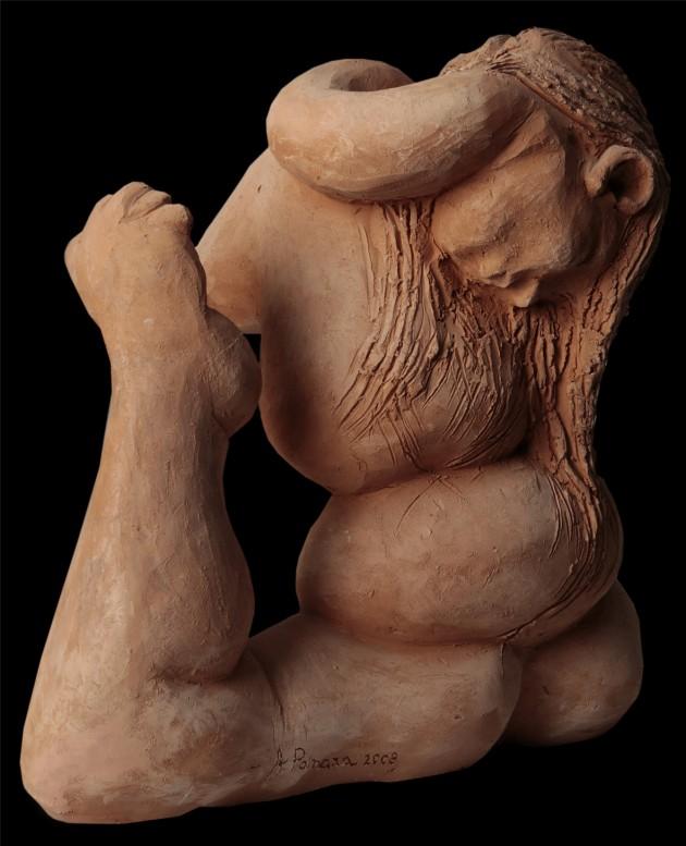 Donna - 40x35x30 cm, 2008