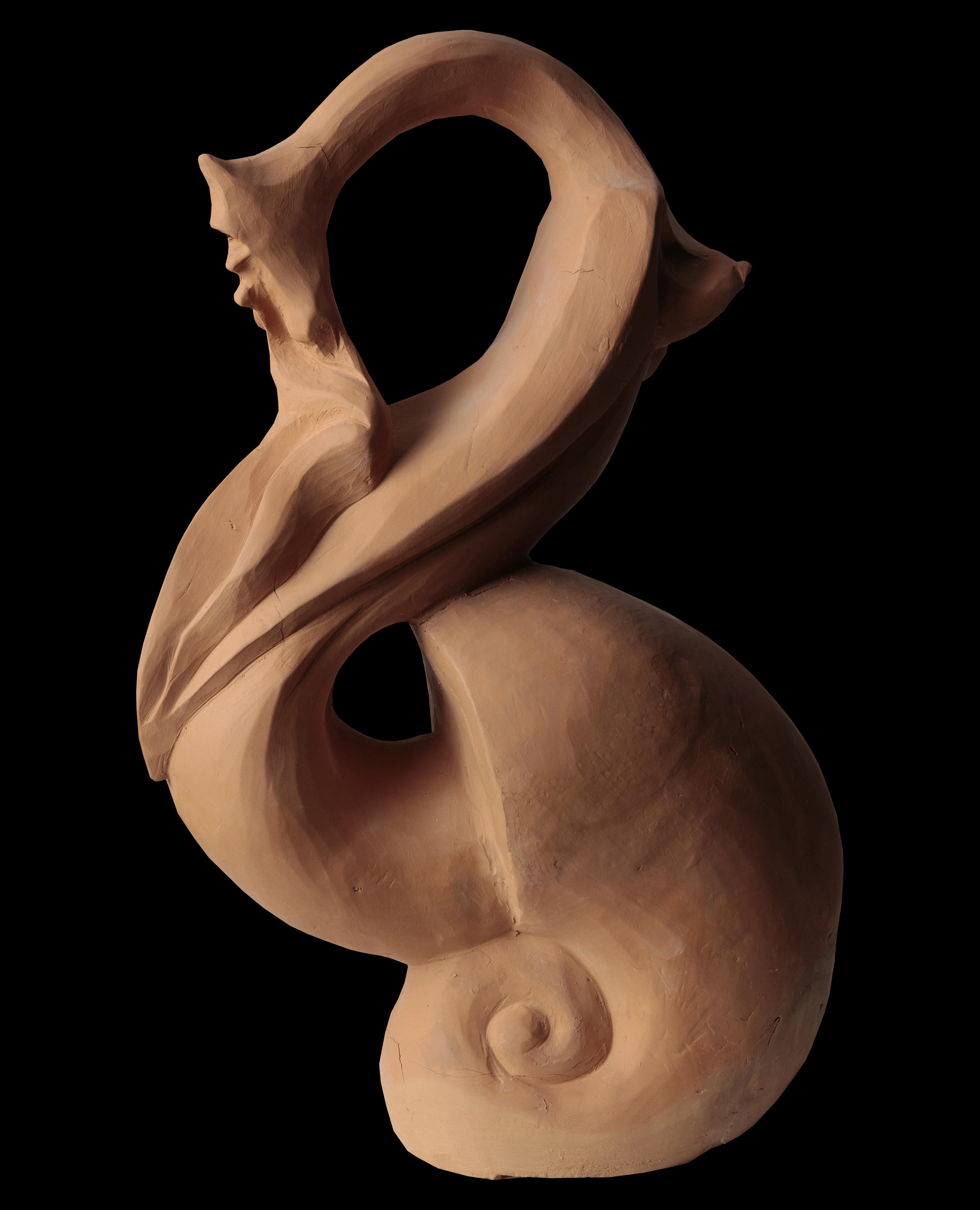 Conchiglia 2 - 16x45x30cm, 2011