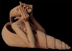 Conchiglia 5 - 20x25x40 cm , 2011